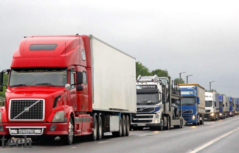 ارزش استارت آپ چینی Full Truck پس از دور هدایت SoftBank نزدیک به 12 میلیارد دلار بوده است: گزارش